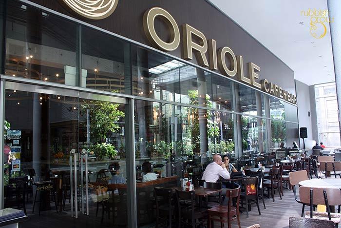 Oriole Cafe, Singapore