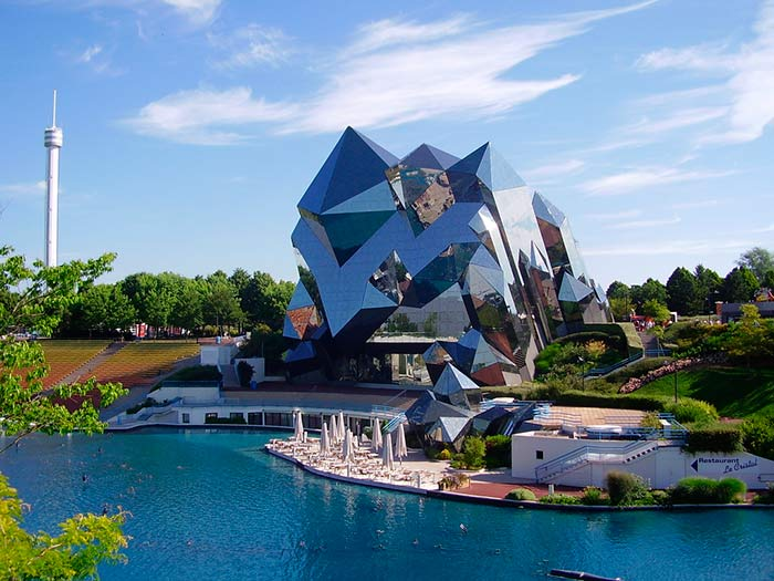 Planete Futuroscope in France