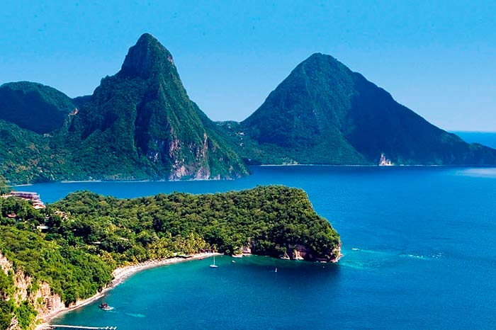 Santa Lucia Island