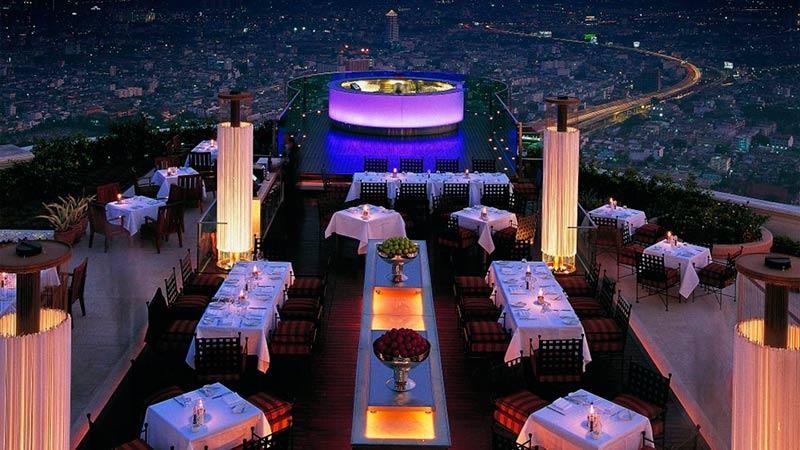 Sky Bar, Bangkok, Thailand