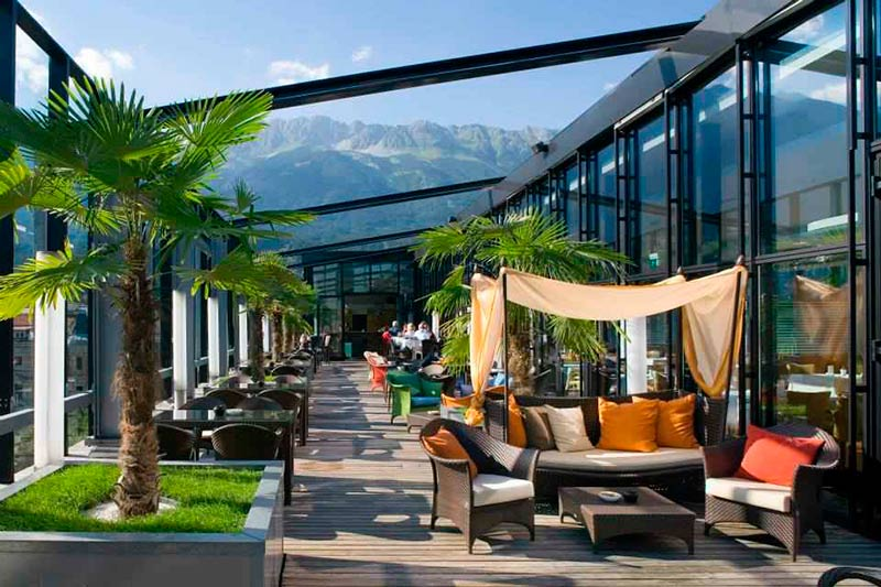 The American Bar, Innsbruck, Austria