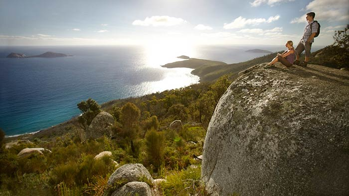 natural sanctuary of Wilsons Promontory