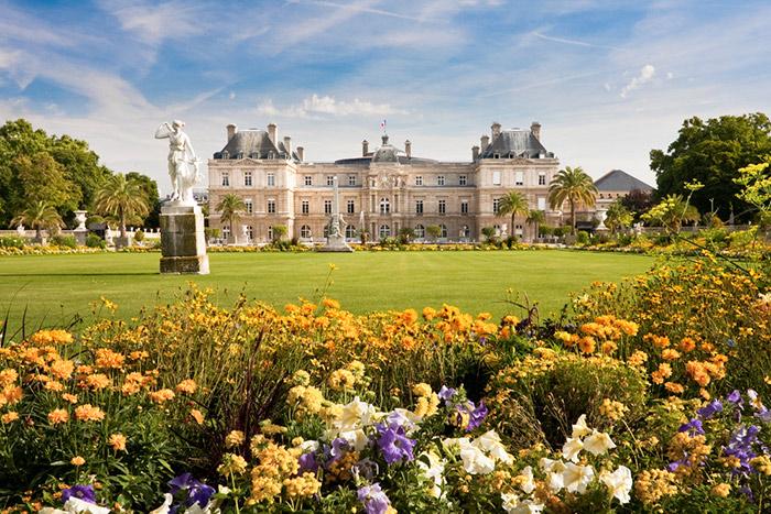 Luxembourg Garden