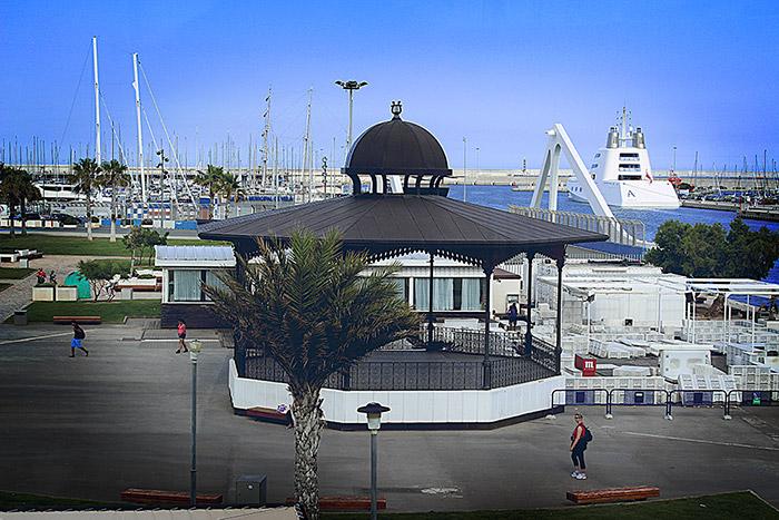 port Valencia