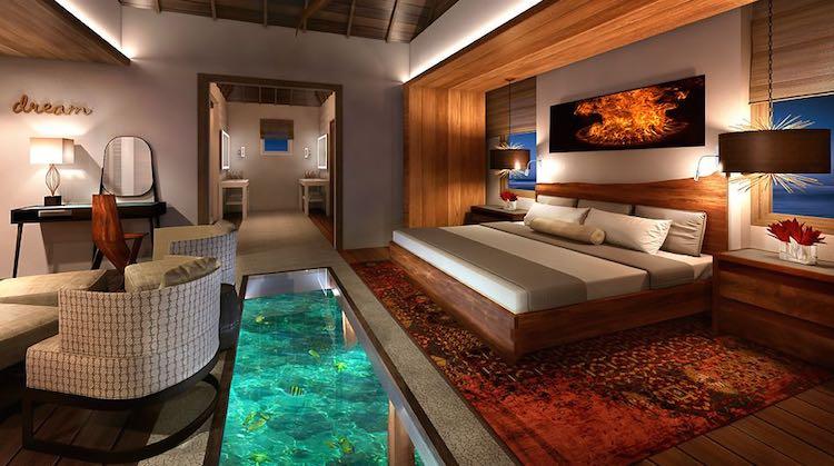 Sandals Jamaica Over-Water Suite