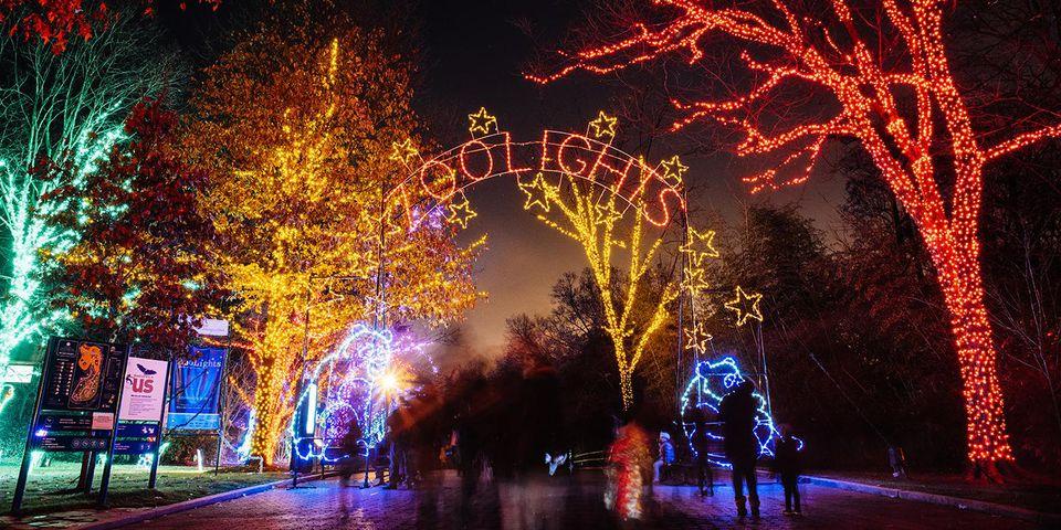 Washington DC Area Christmas Light Displays 2018