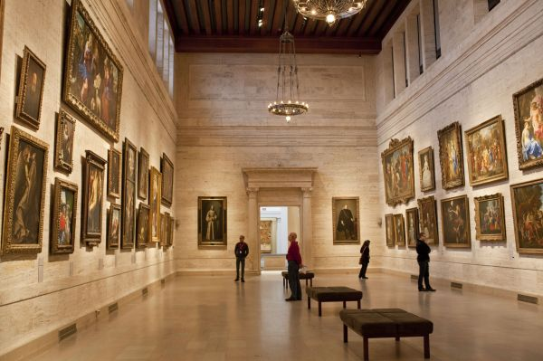 Art Museums In Usa