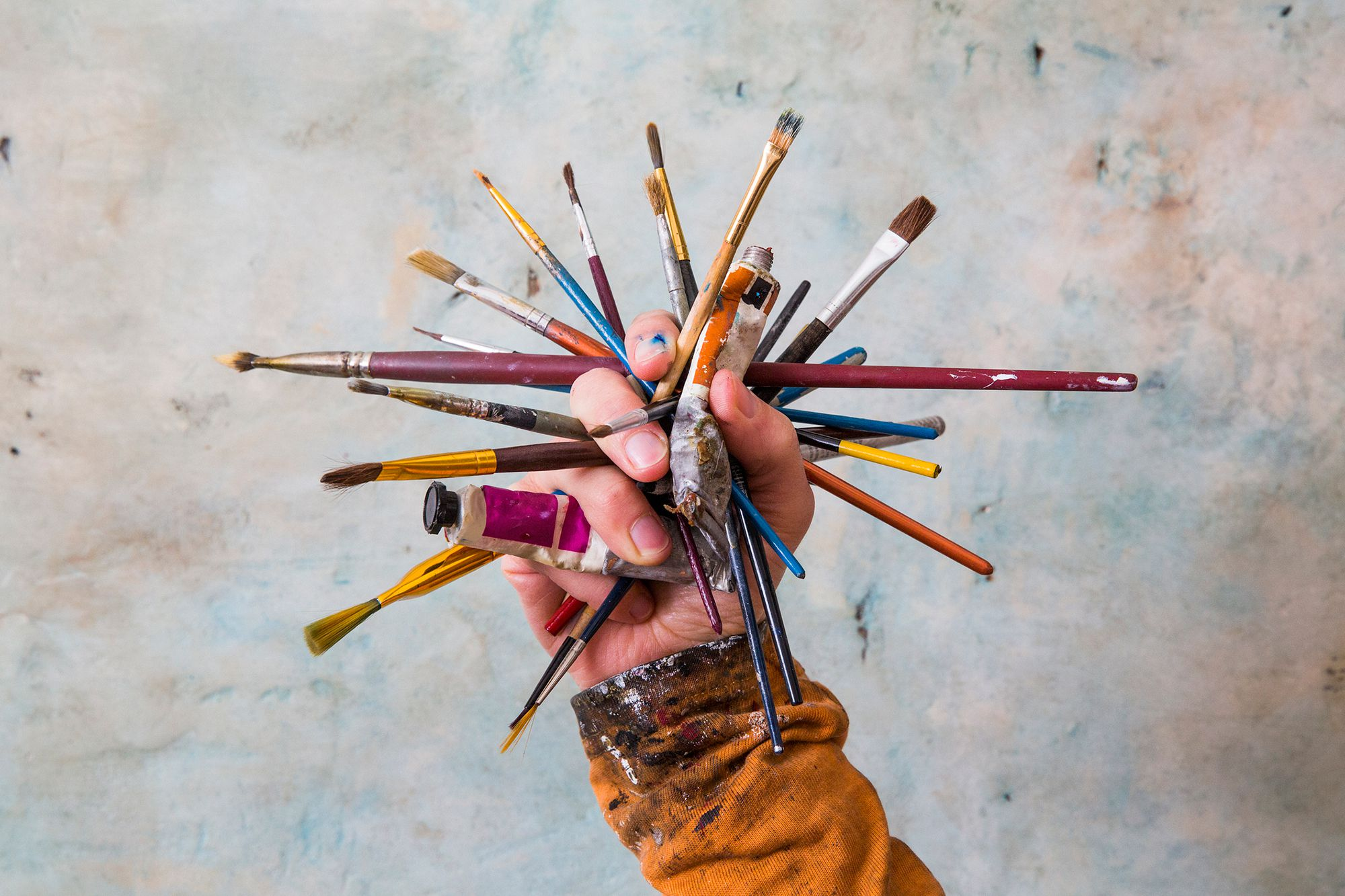 Stock Up On Art Supplies From These North Jersey Shops
