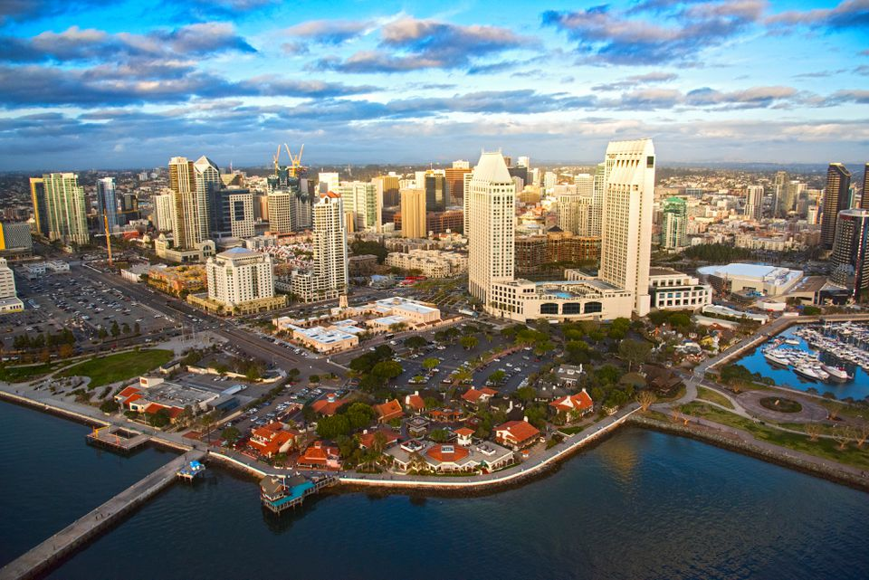 Things to Do in Seaport Village