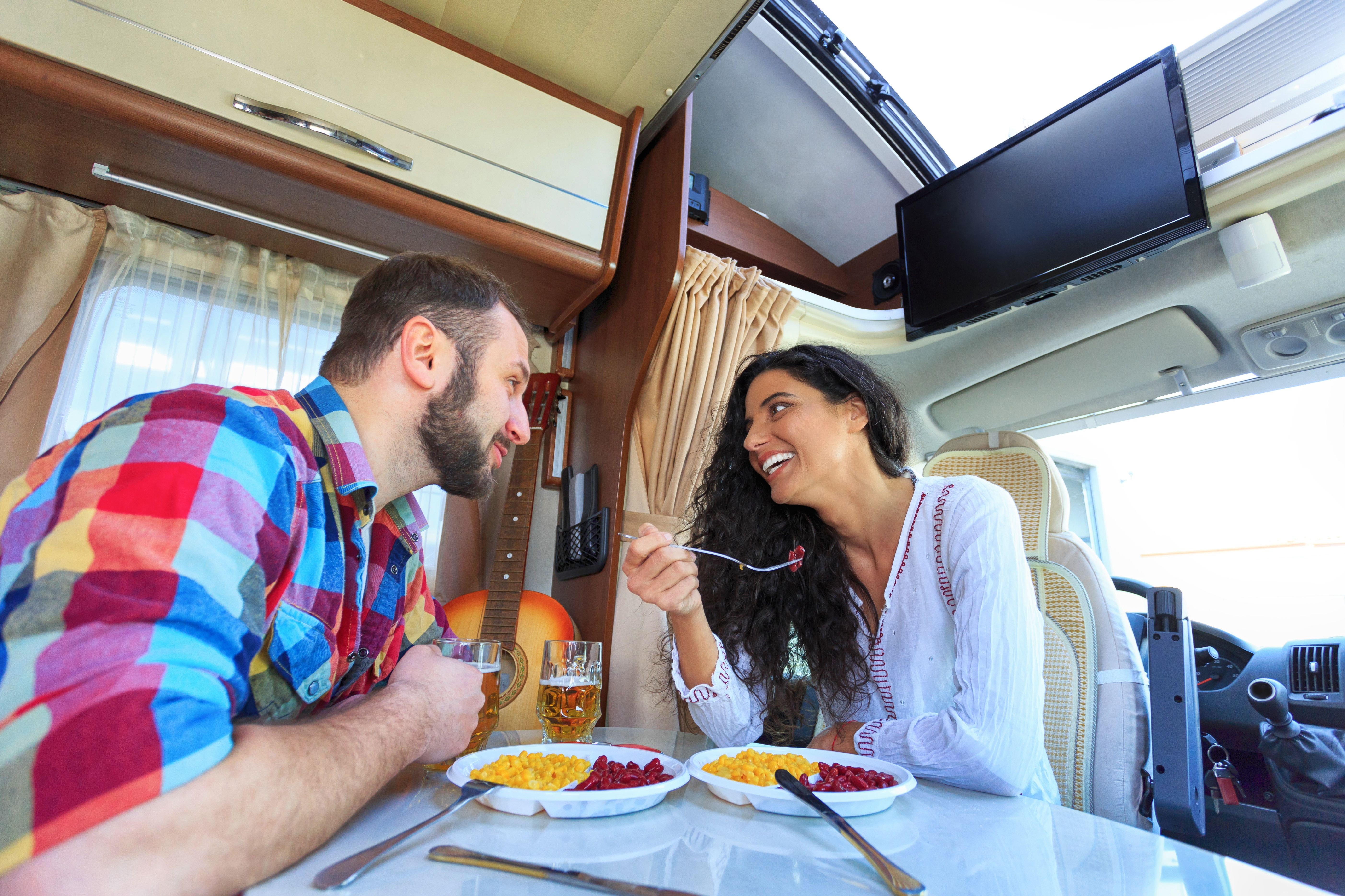 Big Time Rv The Travel Channel S Look Into The Rving
