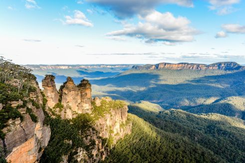 7 Reasons to Visit Australia's Blue Mountains
