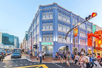 Little India Budget Hotels Singapore