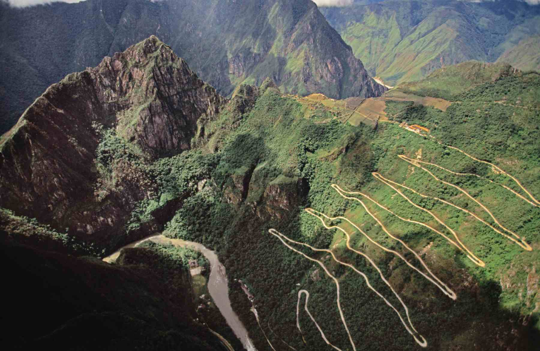 18 Inspiring Aerial Images Of Peru