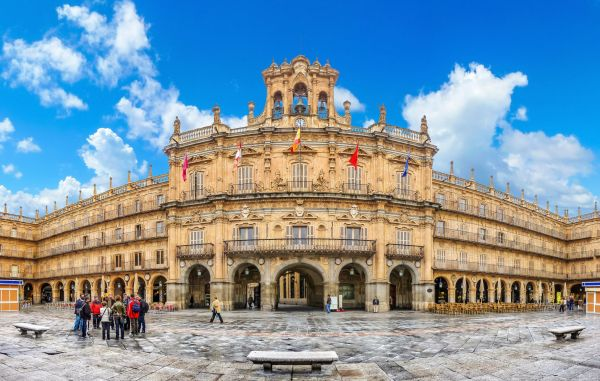 Learning Spanish In Salamanca Spain