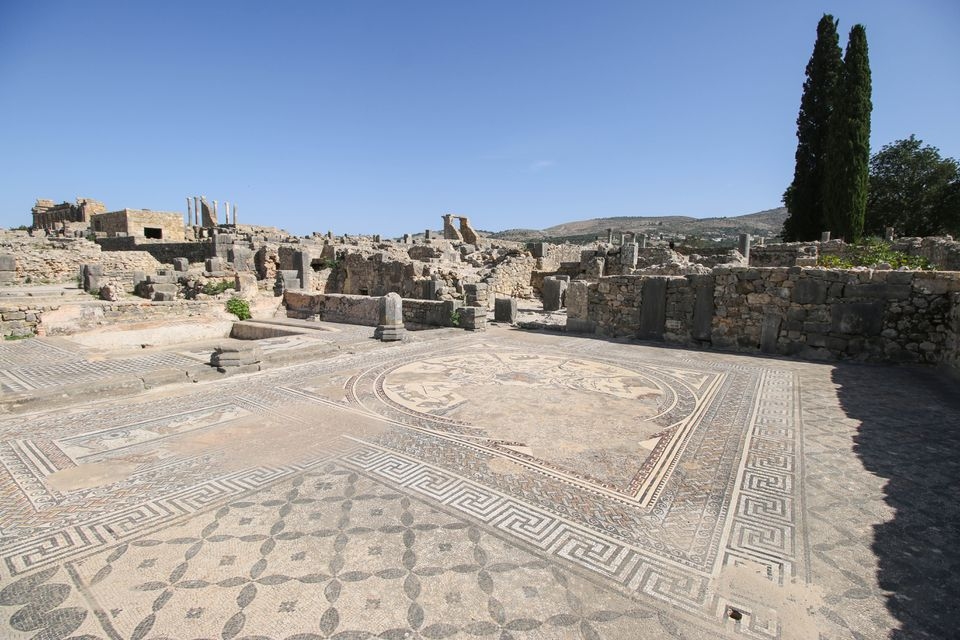 How To Visit The Ancient Roman City Of Volubilis