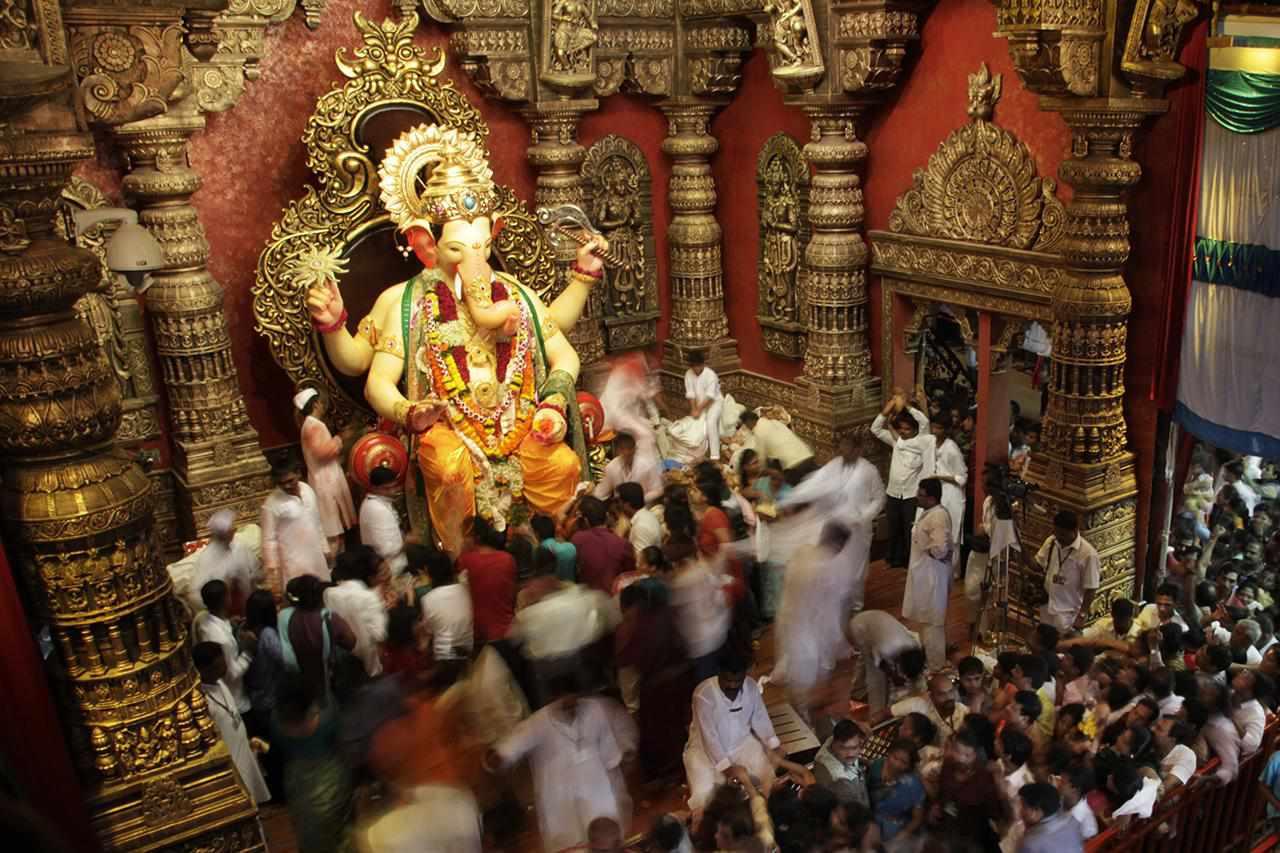 5 famous mumbai ganesh