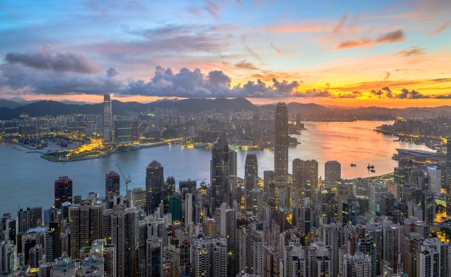 September In Hong Kong Weather And Events