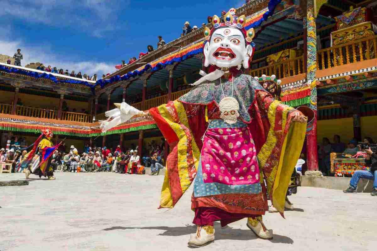 Hemis Monastery - Cheapest Ladakh Tour Package