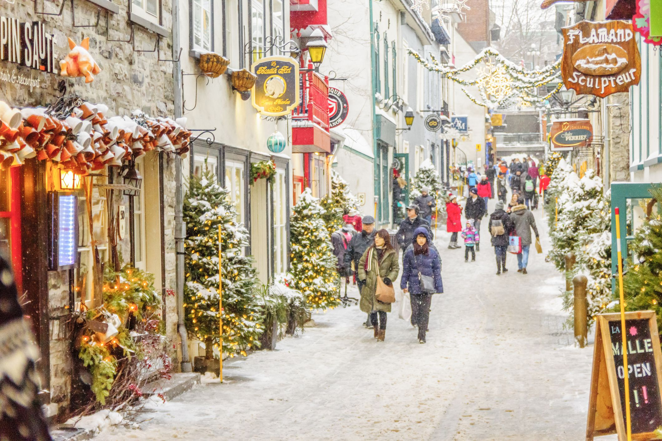 Christmas Traditions And Customs In Canada