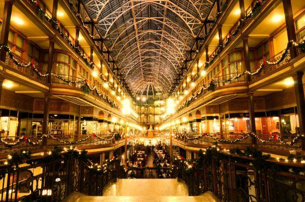 Visit Cleveland' Arcade