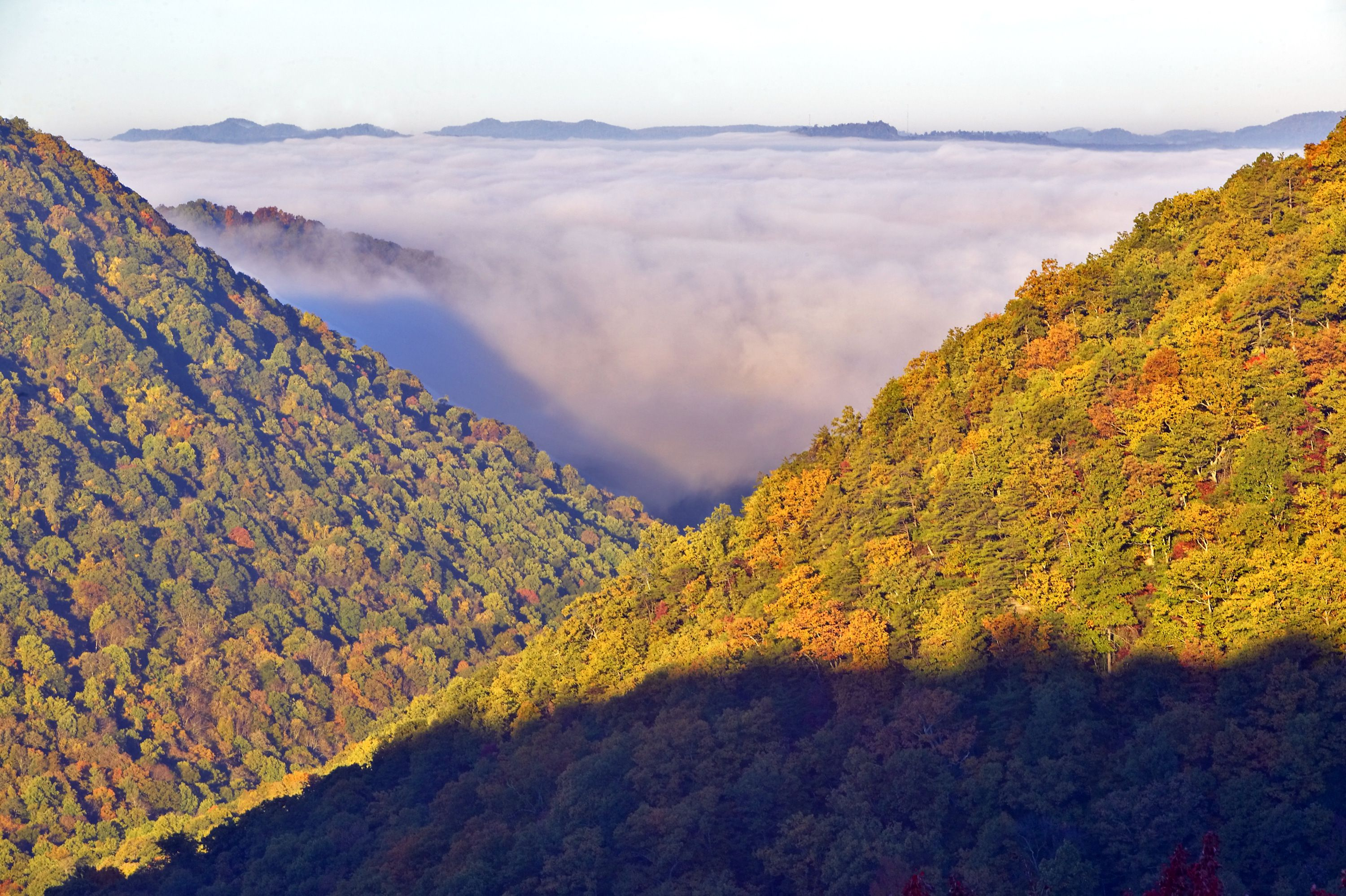 The Most Scenic Road Trips In Virginia