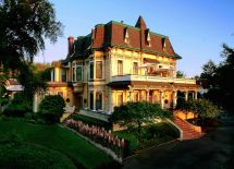 Madrona Manor Sonoma California Wine Hotel