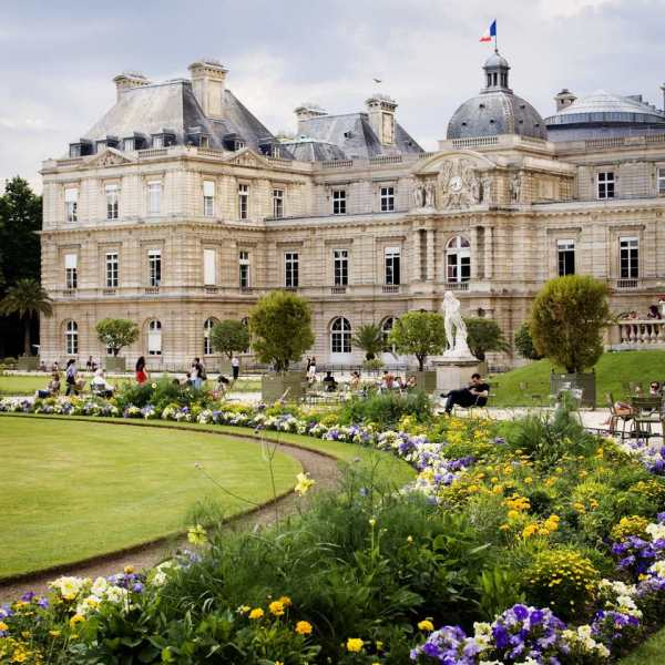 Visiting Luxembourg Gardens In Paris