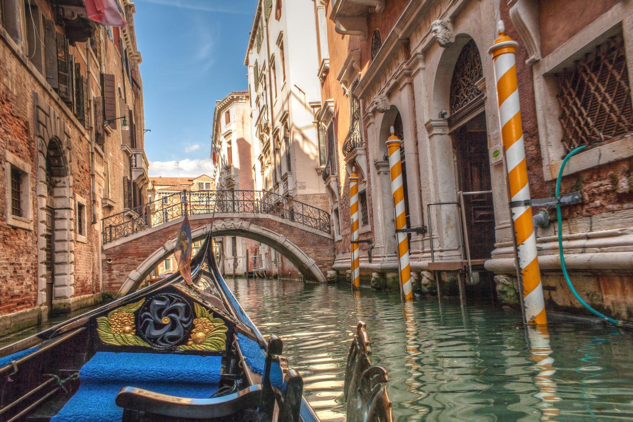 The 9 Best Venetian Gondola Rides of 2019