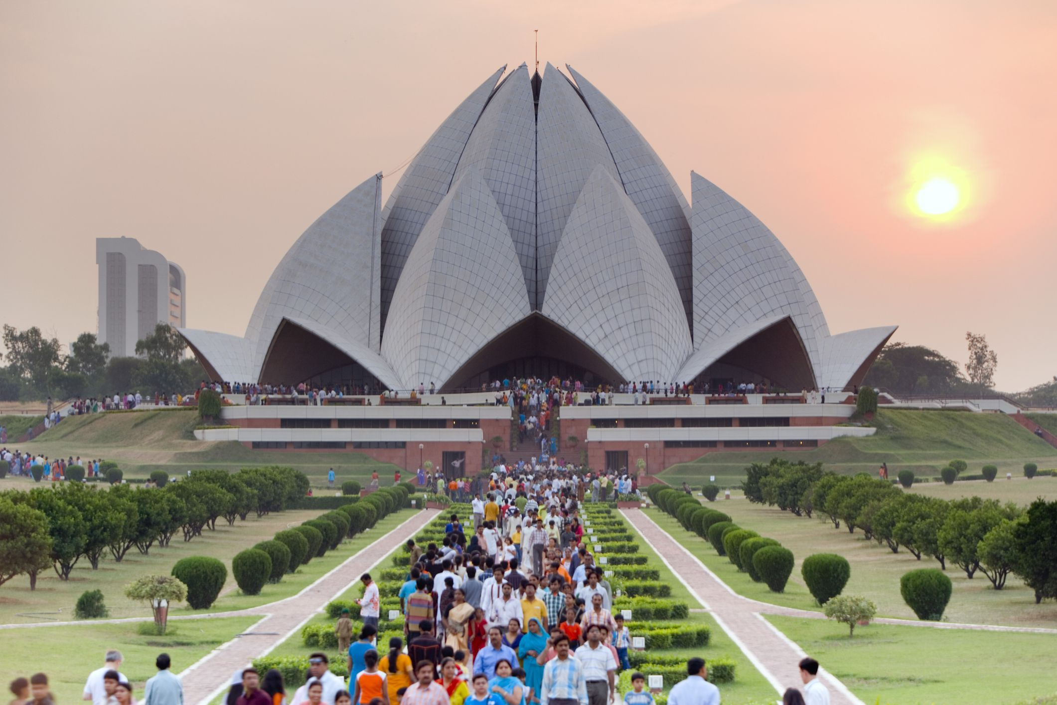 delhi s lotus temple