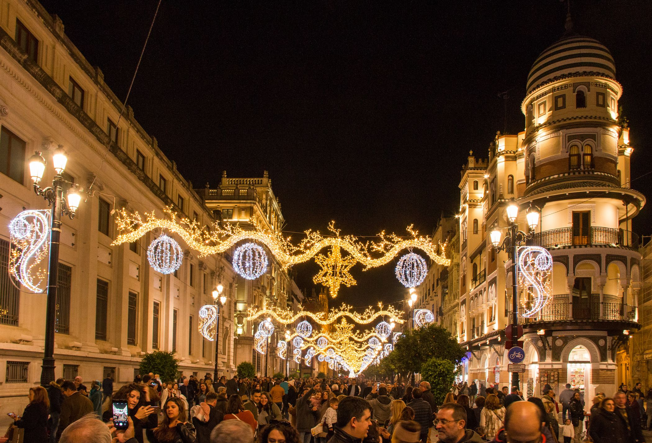 Christmas Food And Sweets In Spain