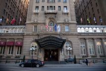 Fairmont Railway Hotels In Canada