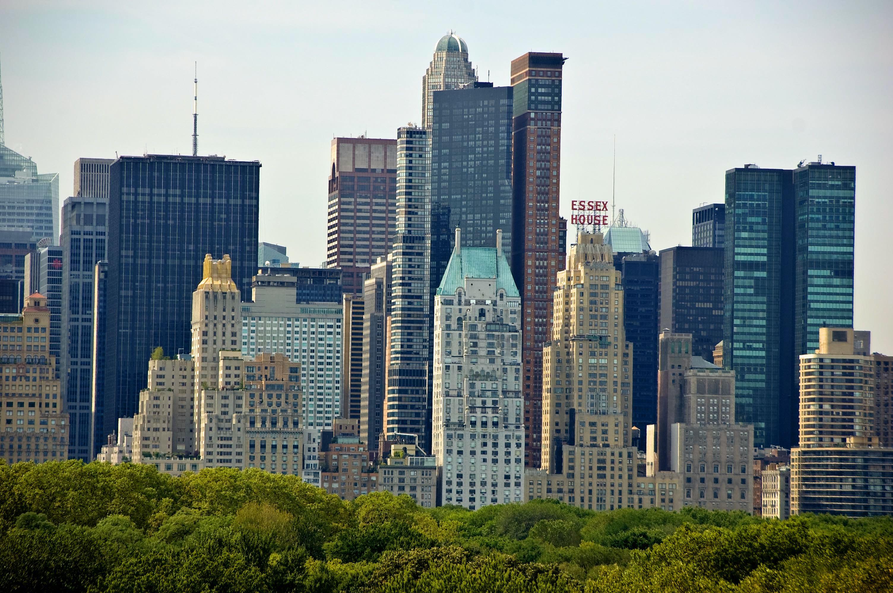 10 New York City Hotels Near Central Park