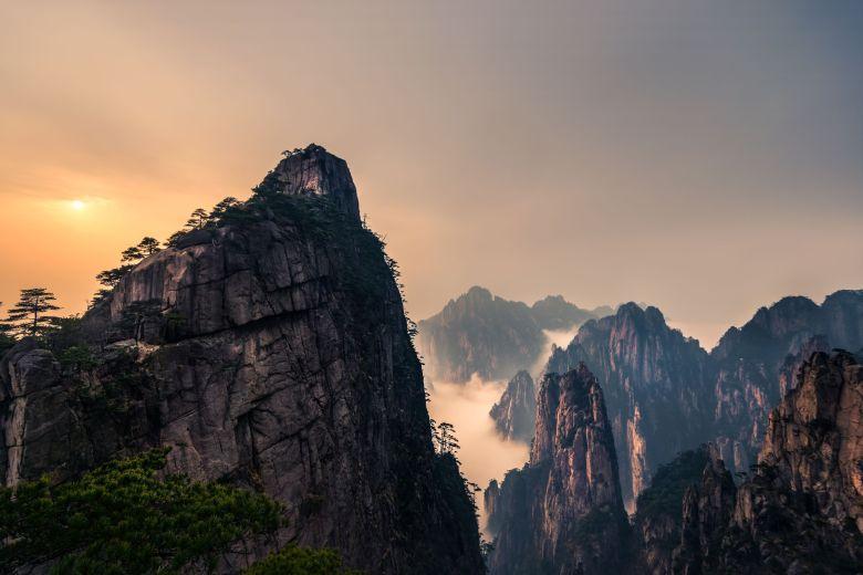 Znalezione obrazy dla zapytania Huangshan