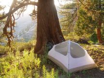 dispersed camping in u. national
