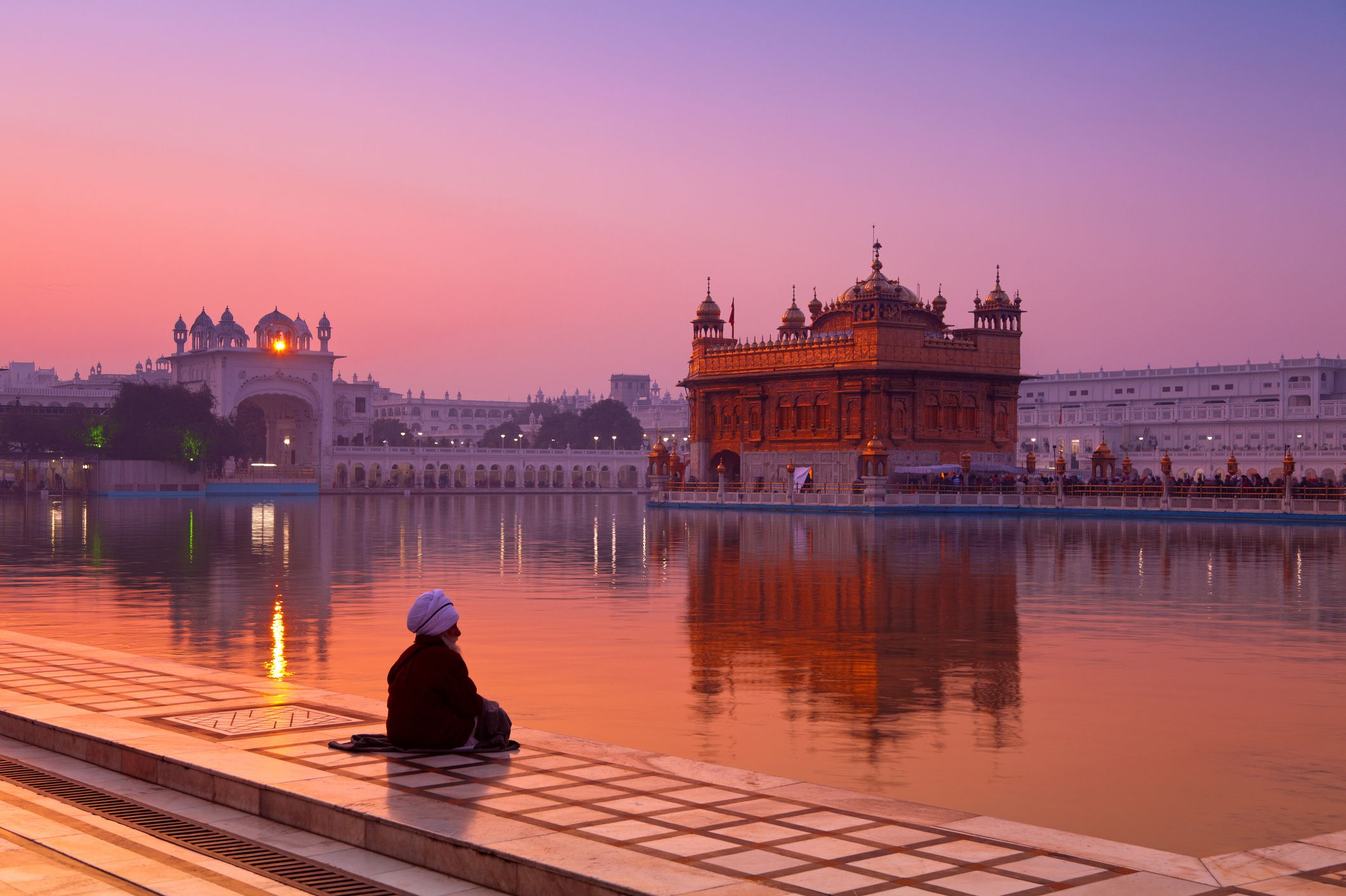 Indias Golden Temple in Amritsar Travel Guide