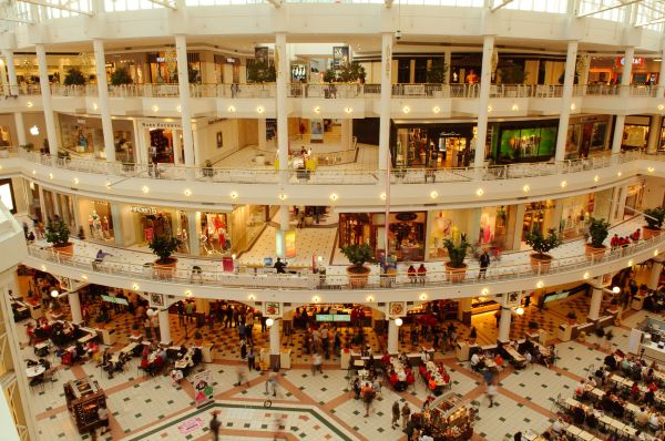 Pentagon City Mall Shopping & Dining