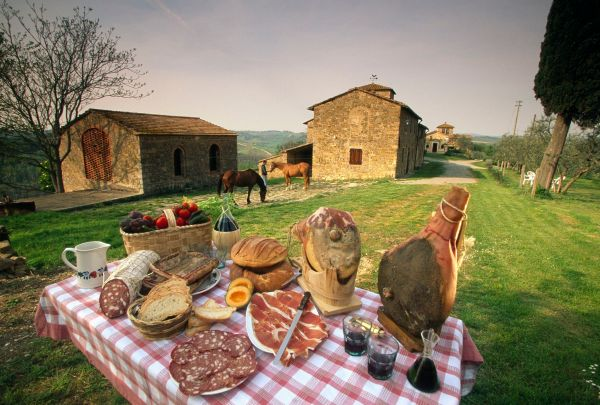 What Is an Agriturismo in Italy