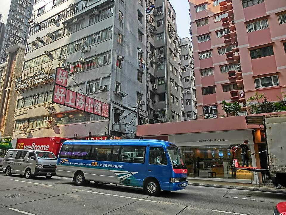 List Of Hong Kong Airport Shuttle Transfers