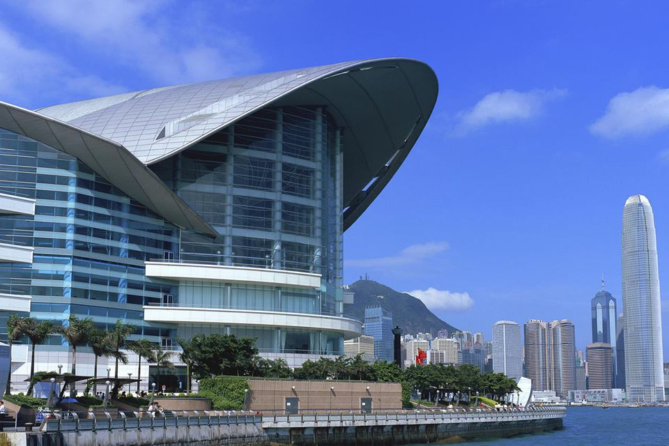 Hong Kong Convention And Exhibition Centre Information