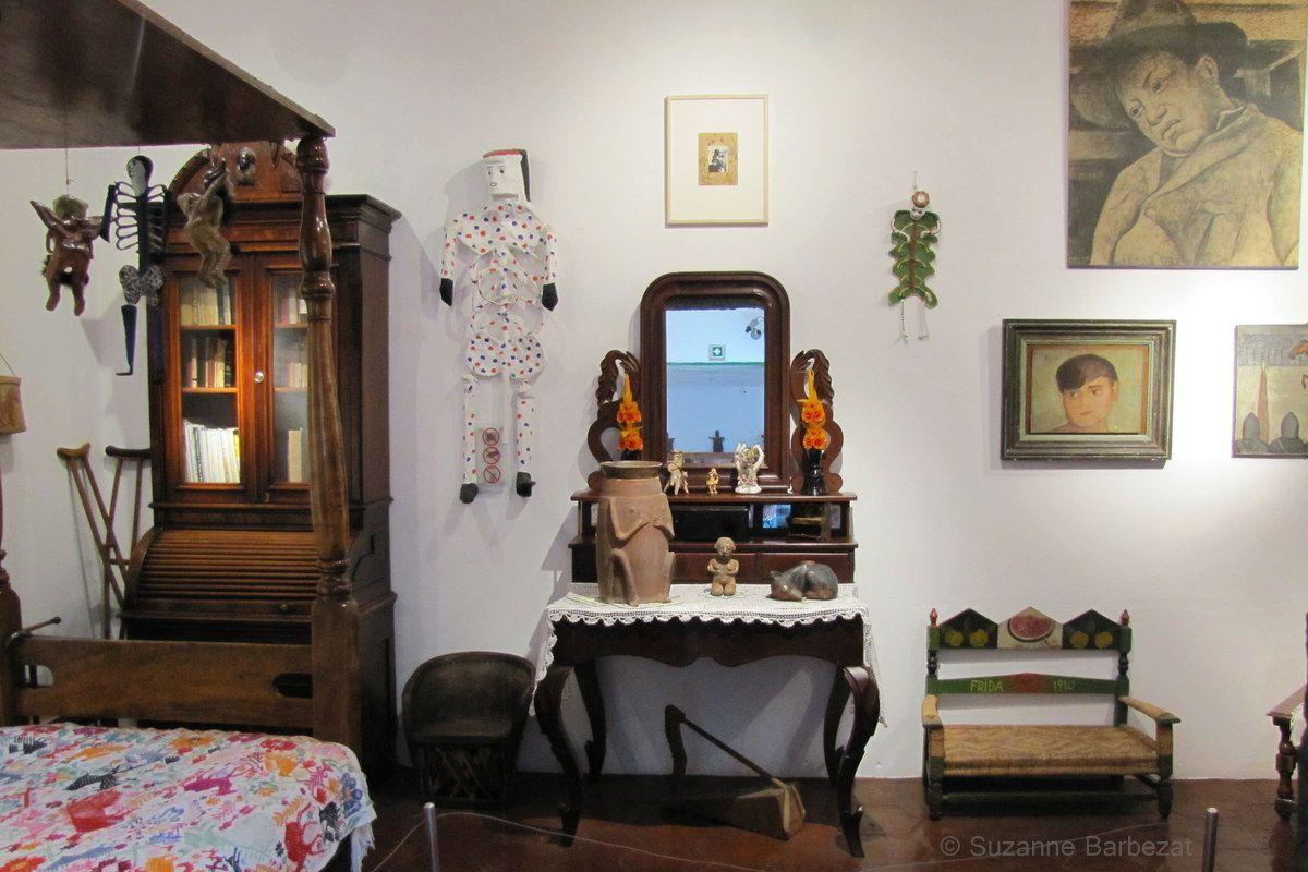 Frida Kahlos House 6