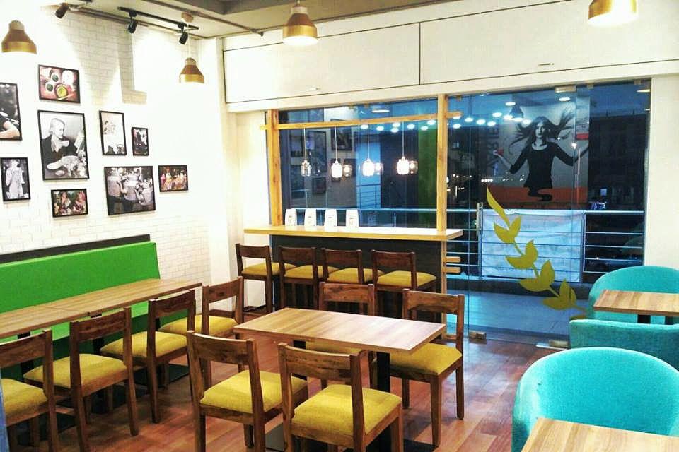 Low Budget Small Cafe Interior Design India