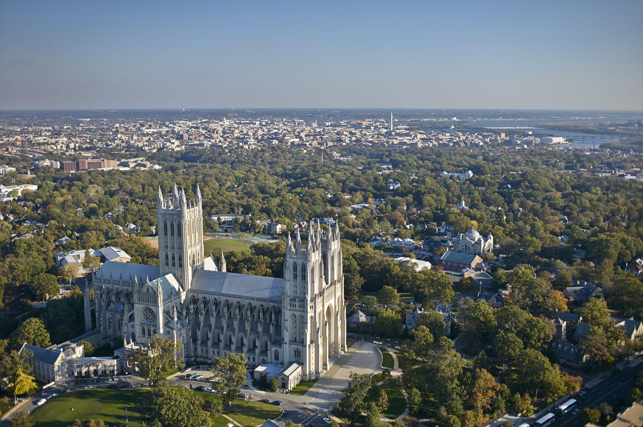 A Guide To 16 Washington Dc Historic Churches