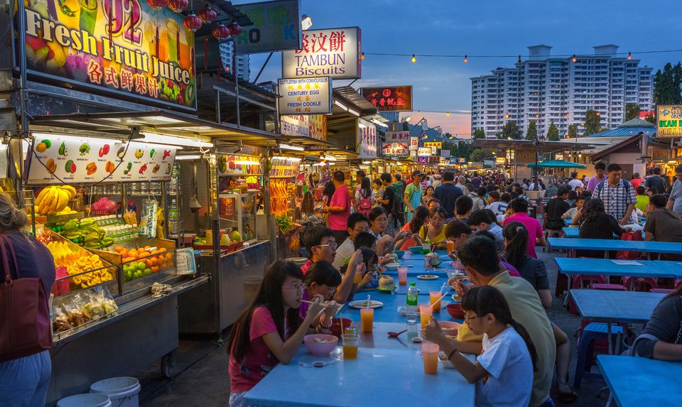 Gurney Drive In Penang Street Food To Try
