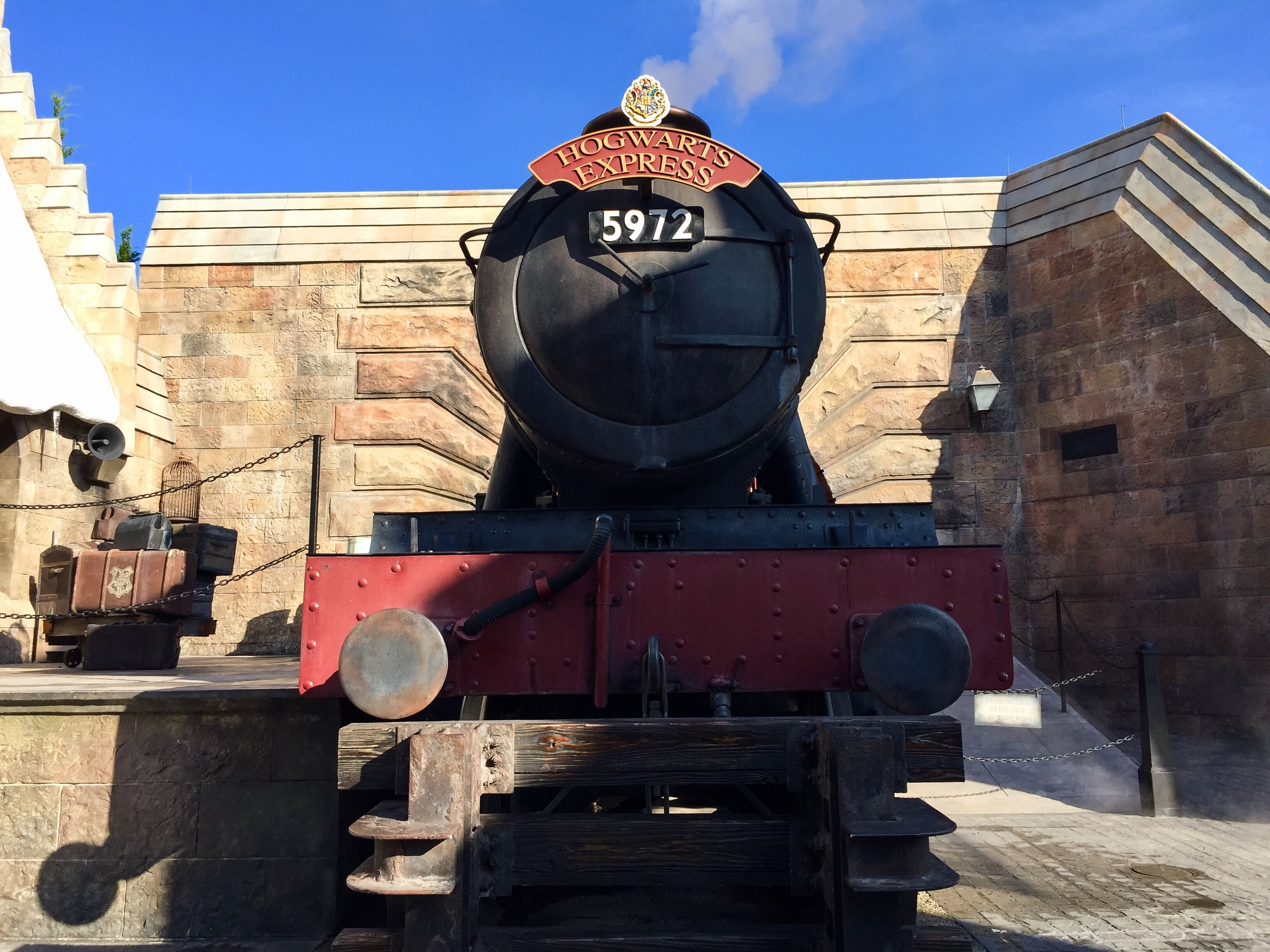 Review Of Hogwarts Express Harry Potter Train Ride