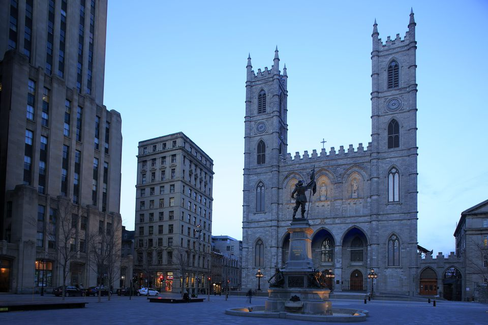 Old Montreal Vieux Montreal Visitors Guide