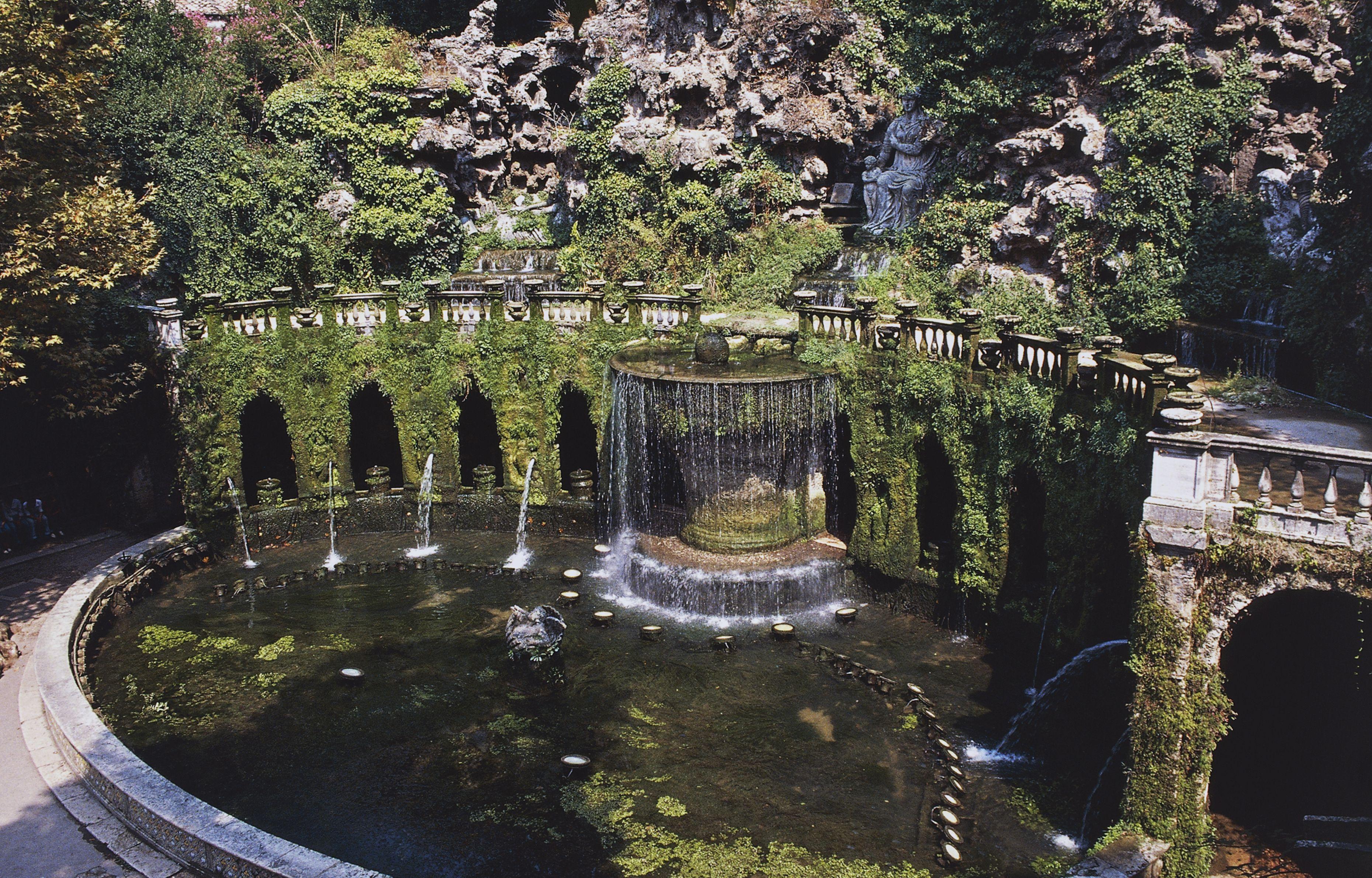 Villa DEste Visitors Guide Tivoli Travel Info