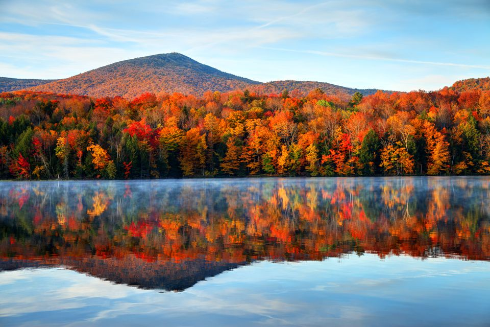 Upstate New York Fall Hd Wallpaper A State By State Guide To Fall Colors