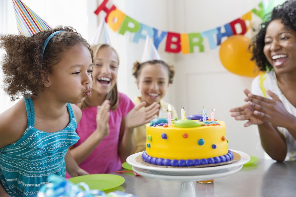 Top 12 Places For Childrens Birthday Parties In Huntsville Alabama