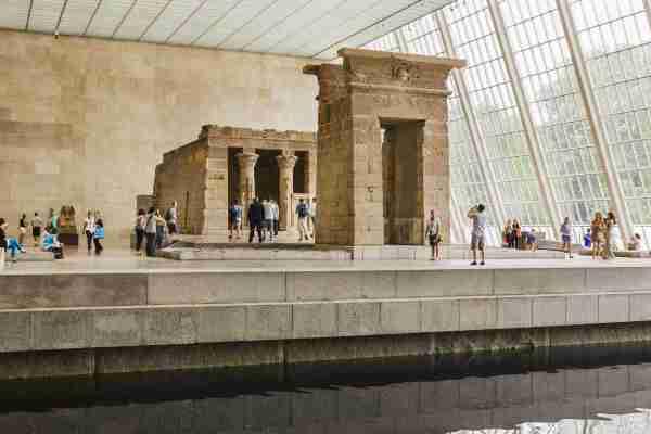 Metropolitan Museum Of Art Visitors Guide