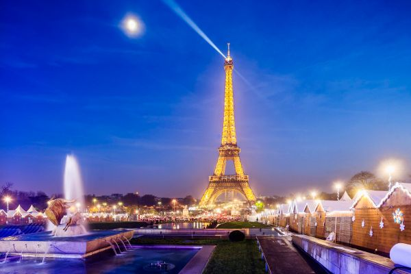 December In Paris Weather And Event Guide